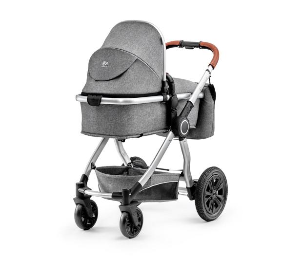 Kinderkraft Veo 3w1 Grey - 486768 - zdjęcie 2