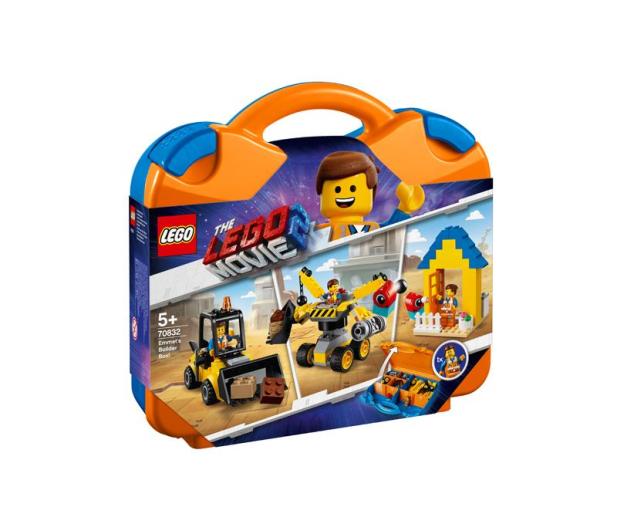 LEGO Movie Zestaw konstrukcyjny Emmeta - 487330 - zdjęcie