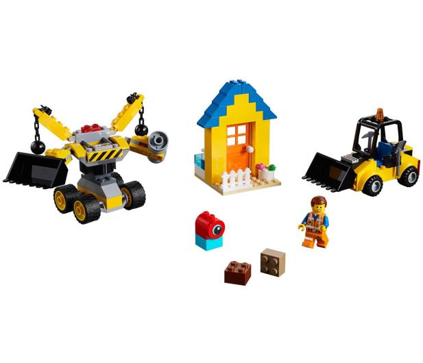 LEGO Movie Zestaw konstrukcyjny Emmeta - 487330 - zdjęcie 2
