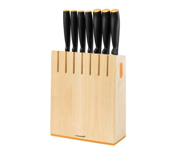 Fiskars Zestaw 7 noży w bloku 1018781 - 487053 - zdjęcie