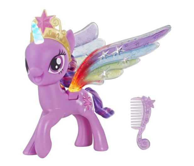 My Little Pony Twilight Sparkle z tęczowymi skrzydłami - 487257 - zdjęcie