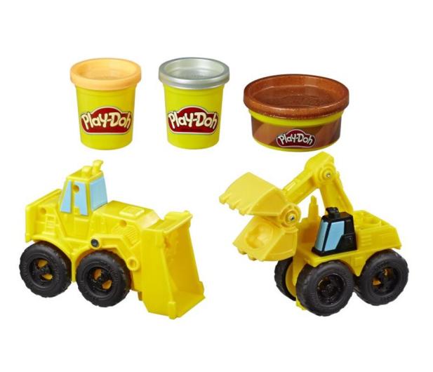 Play-Doh Wheels Koparka - 487260 - zdjęcie