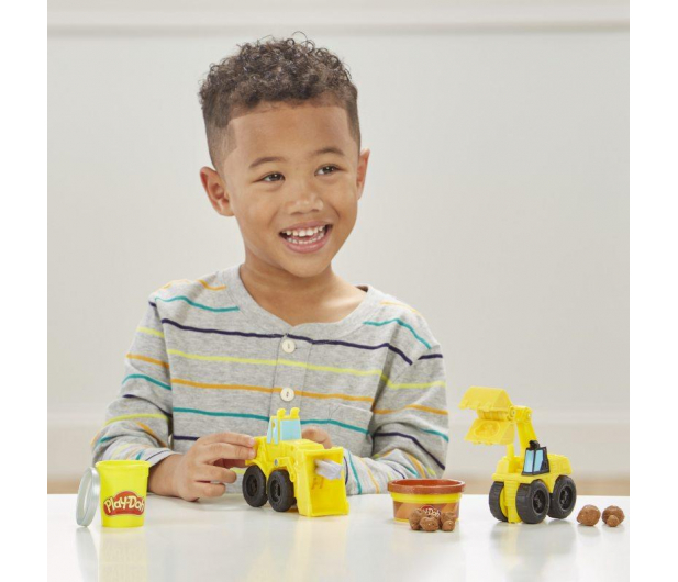 Play-Doh Wheels Koparka - 487260 - zdjęcie 3