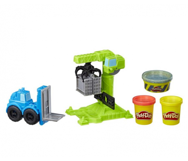Play-Doh Wheels Dźwig - 487263 - zdjęcie