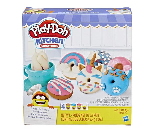 Play-Doh Pączki i pączuszki  - 487277 - zdjęcie
