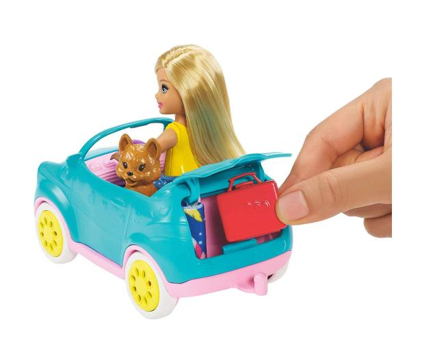 Barbie Przyczepa Kempingowa Chelsea + Lalka - 487225 - zdjęcie 3