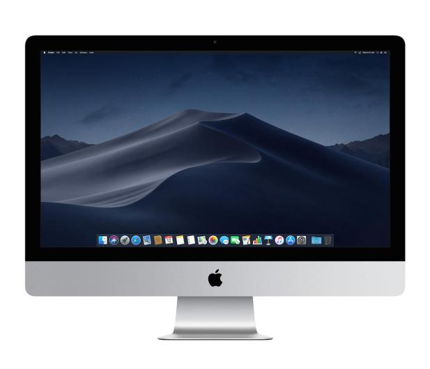 Apple iMac i5 3,0GHz/8GB/256/MacOS/Radeon Pro 570X  - 506742 - zdjęcie
