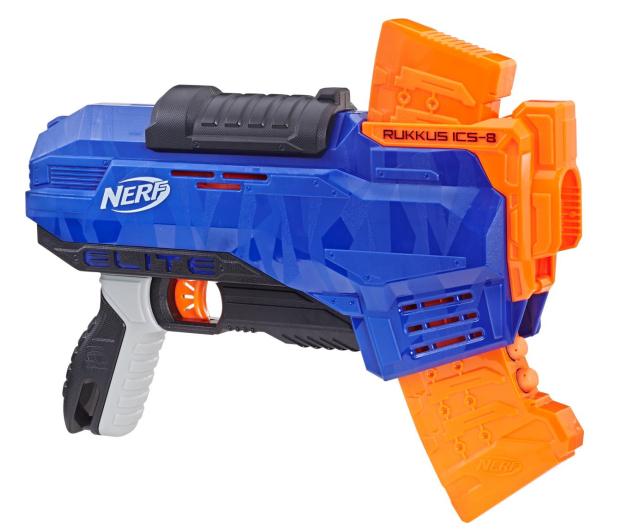 NERF N-Strike Elite Rukkus ICS-8  - 487256 - zdjęcie
