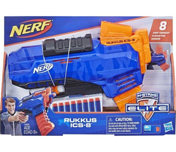 NERF N-Strike Elite Rukkus ICS-8  - 487256 - zdjęcie 2