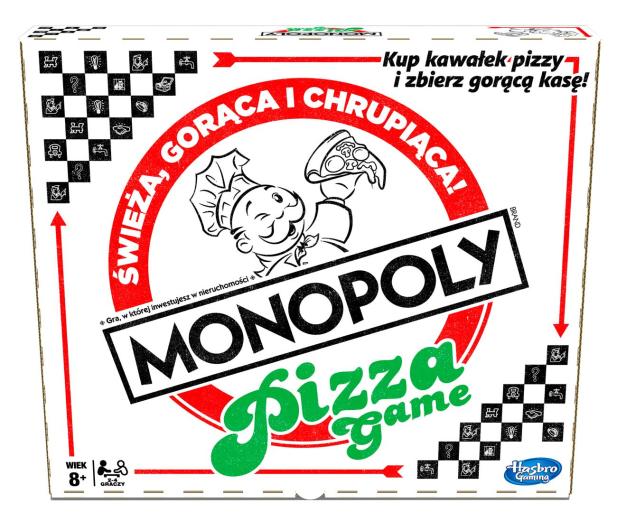 Hasbro Monopoly Pizza - 487281 - zdjęcie