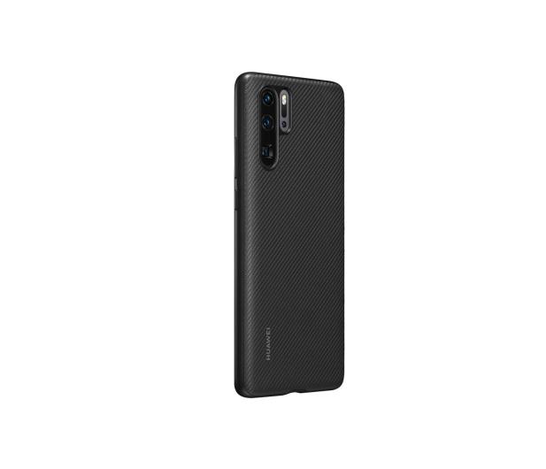 Huawei Plastikowe Plecki do Huawei P30 Pro czarny - 484462 - zdjęcie 3