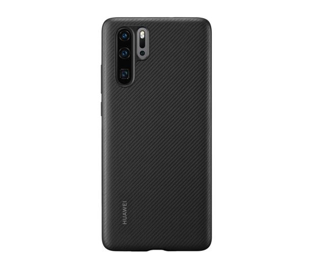 Huawei Plastikowe Plecki do Huawei P30 Pro czarny - 484462 - zdjęcie