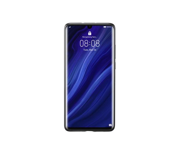 Huawei Plastikowe Plecki do Huawei P30 Pro czarny - 484462 - zdjęcie 2