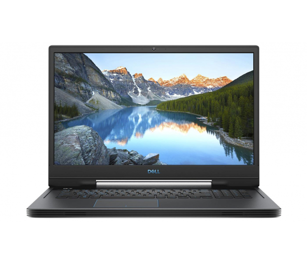 Dell Inspiron G7 i7-9750H/16GB/256+1TB/Win10 RTX2060  - 503016 - zdjęcie 2