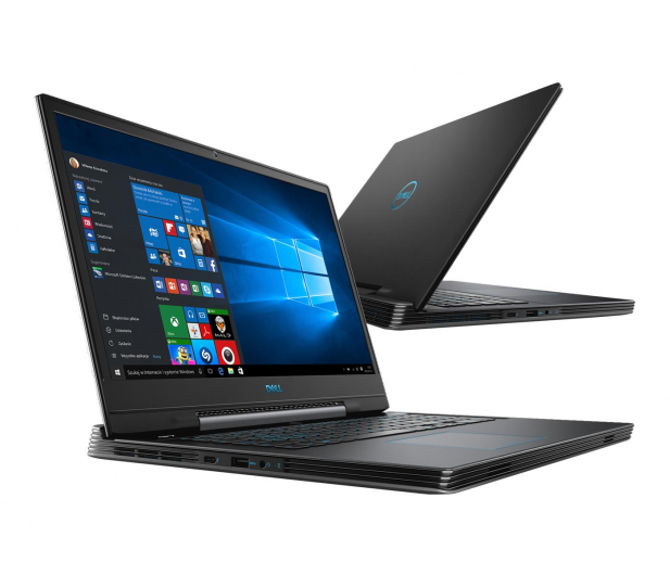 Dell Inspiron G7 i7-9750H/16GB/256+1TB/Win10 RTX2060  - 503016 - zdjęcie