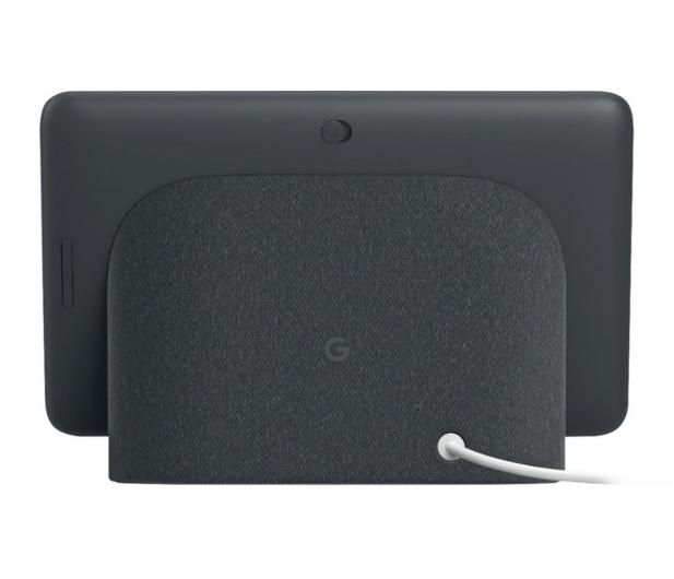 Google Home Hub czarny - 486932 - zdjęcie 2
