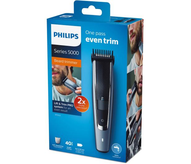 Philips BT5502/15 Beardtrimmer series 5000 - 488447 - zdjęcie 5