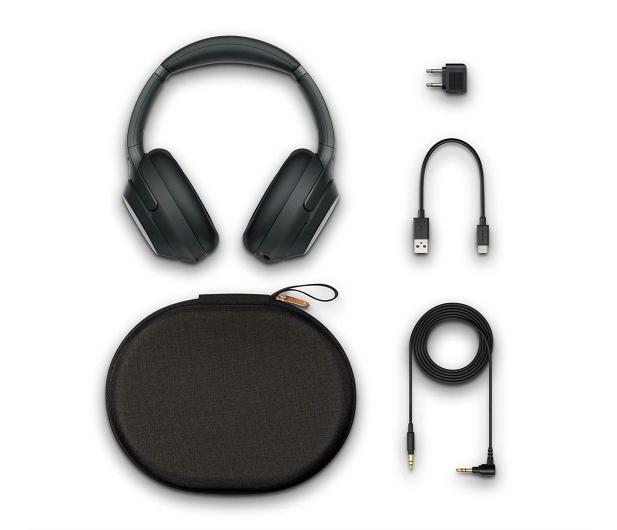 Sony WH-1000XM3B Czarne - 488369 - zdjęcie 7