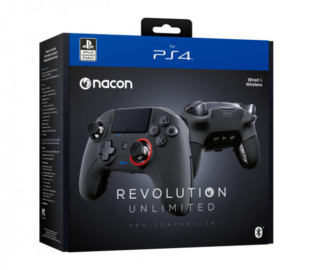 Nacon PlayStation 4  Revolution UNLIMITED PRO - 489039 - zdjęcie 4