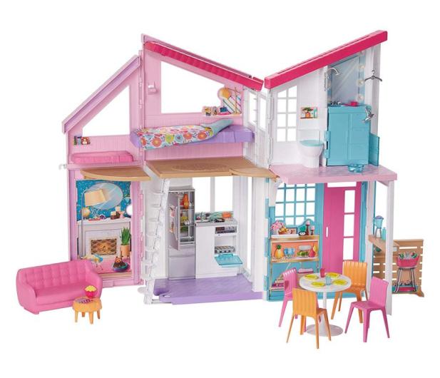 Barbie Domek Malibu - 488477 - zdjęcie