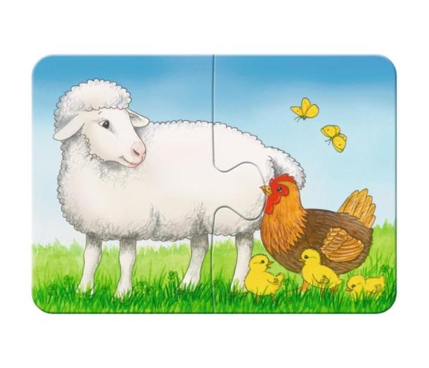Ravensburger Urocze Zwierzęta na farmie - 481748 - zdjęcie 2