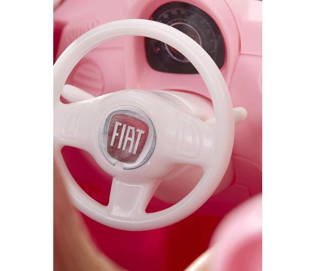 Barbie Auto Fiat 500 z Lalką - 483528 - zdjęcie 4