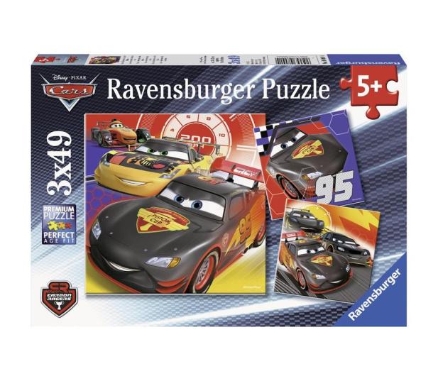 Ravensburger Disney Auta Przygoda na drodze - 482422 - zdjęcie