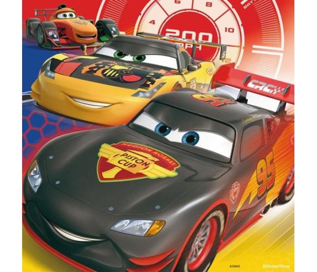 Ravensburger Disney Auta Przygoda na drodze - 482422 - zdjęcie 2