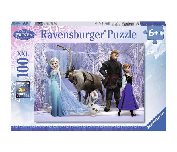 Ravensburger Disney w świecie Królowej Śniegu - 482502 - zdjęcie