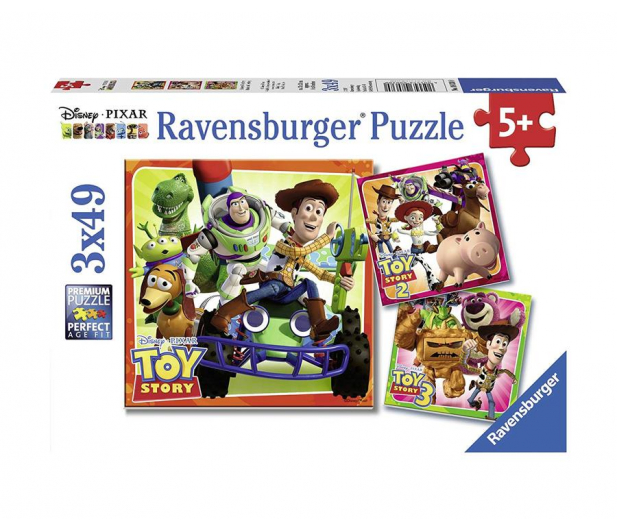 Ravensburger Disney Historia Toy Story - 482457 - zdjęcie