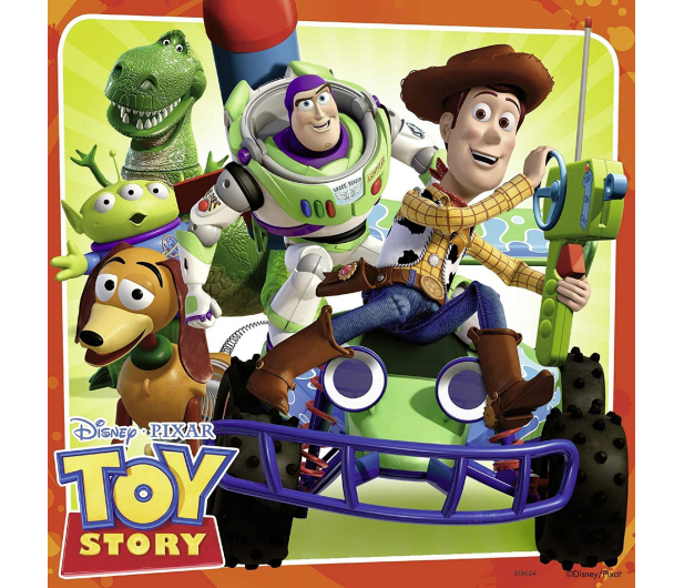Ravensburger Disney Historia Toy Story - 482457 - zdjęcie 2