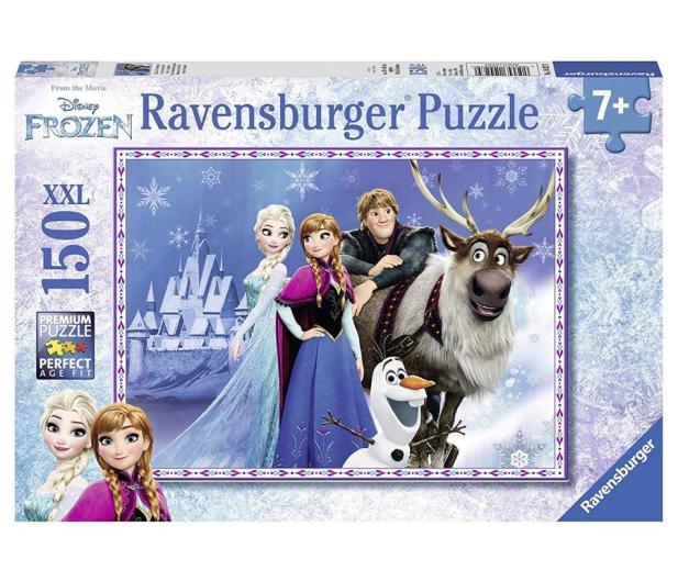 Ravensburger Disney Frozen przyjaciele w zamku 150 el. - 482822 - zdjęcie