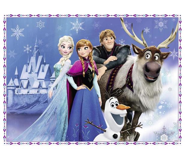 Ravensburger Disney Frozen przyjaciele w zamku 150 el. - 482822 - zdjęcie 2