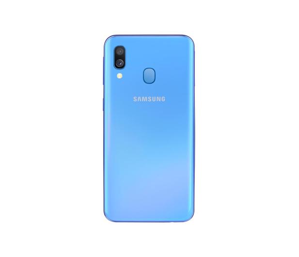 Samsung Galaxy A40 SM-A405FN Blue - 487566 - zdjęcie 3