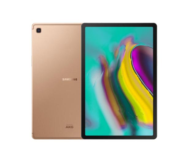 Samsung Galaxy TAB S5e 10.5 T725 LTE 64GB Złoty - 490928 - zdjęcie