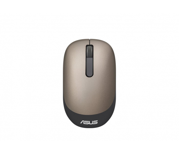 ASUS WT205 Wireless Mouse (złoty) - 491784 - zdjęcie