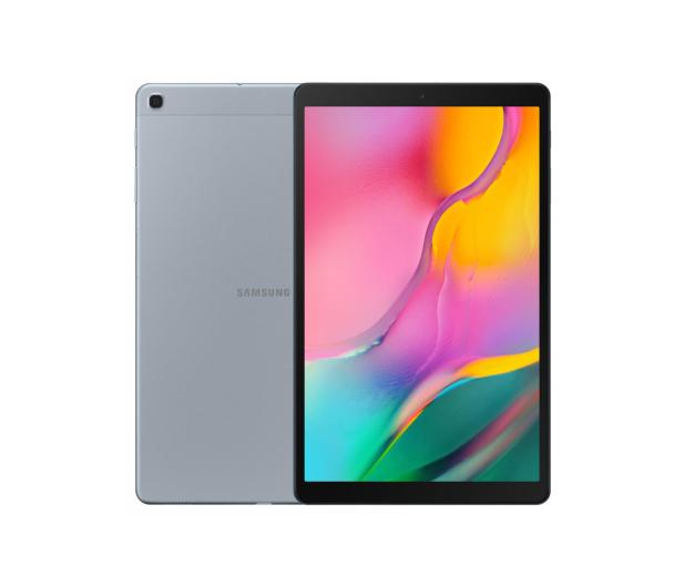 Samsung Galaxy Tab A 10.1 T515 LTE Srebrny - 490922 - zdjęcie