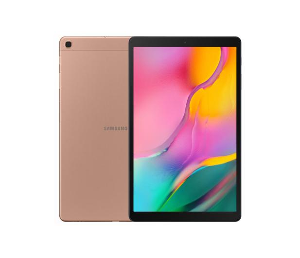 Samsung Galaxy Tab A 10.1 T510 WIFI Złoty - 490915 - zdjęcie