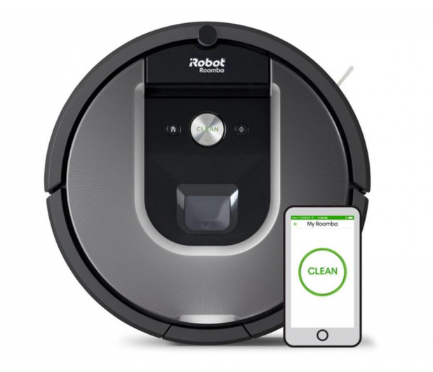 iRobot Roomba 960 - 488333 - zdjęcie