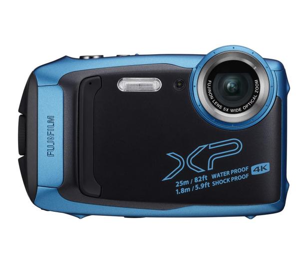 Fujifilm FinePix XP140 niebieski - 491976 - zdjęcie