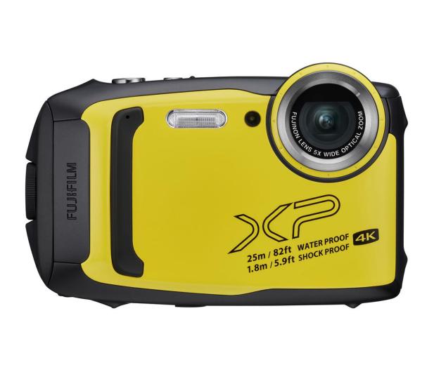 Fujifilm FinePix XP140 żółty  - 491975 - zdjęcie
