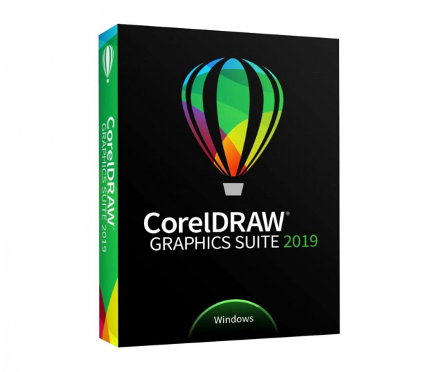 Corel CorelDRAW Graphics Suite 2019 PL BOX Windows - 492685 - zdjęcie
