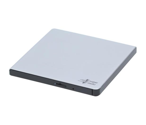Hitachi LG GP57ES40 Slim USB srebrny BOX - 238707 - zdjęcie