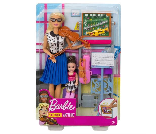 Barbie Kariera Nauczycielka Muzyki Zestaw - 488469 - zdjęcie 3