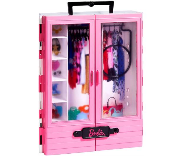 Barbie Szafa na ubrania - 488465 - zdjęcie 3