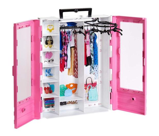 Barbie Szafa na ubrania - 488465 - zdjęcie