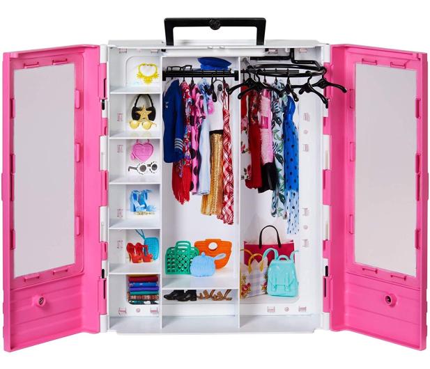 Barbie Szafa na ubrania - 488465 - zdjęcie 2