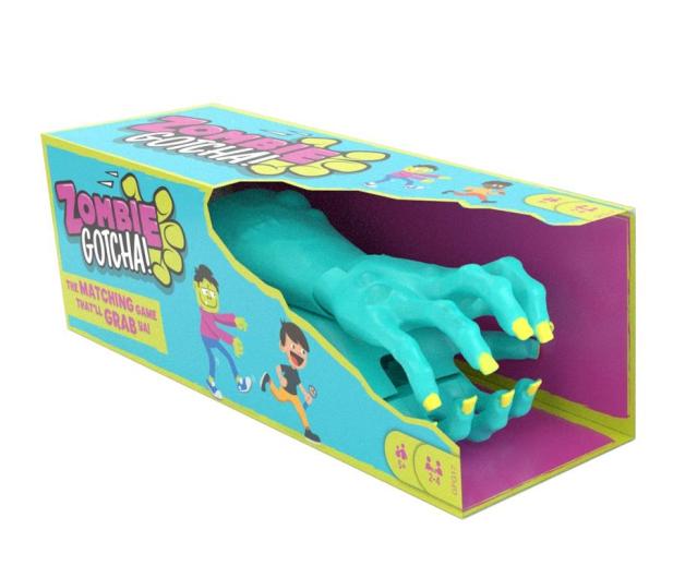 Mattel Zombie Gotcha - 488527 - zdjęcie