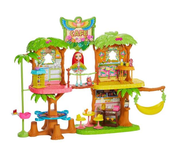 Mattel Enchantimals Tropikalna Kawiarenka - 488494 - zdjęcie
