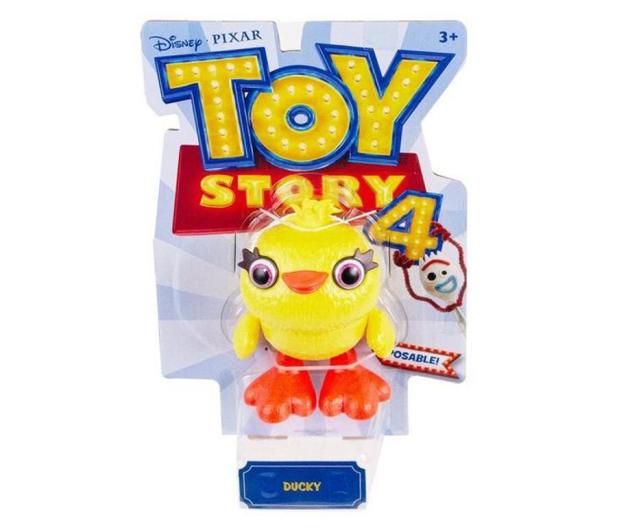 Mattel Disney Toy Story 4 Figurka Ducky - 492698 - zdjęcie 4